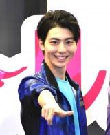 映画『トリガール!』試写会イベントに出席した高杉真宙 (C)ORICON NewS inc.