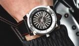 タービンをモチーフにしたスイス・ジュネーブ生まれの腕時計「ZINVO Blade」が日本初上陸