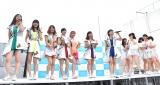 アップアップガールズ(2)のデビューシングルリリースイベントにアプガ(仮)がサプライズで登場 (C)ORICON NewS inc.
