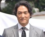 映画『関ヶ原』の大ヒット祈願イベントに出席した平岳大 (C)ORICON NewS inc.