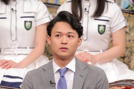 日本テレビ系『明石家さんまの転職DE天職 3時間スペシャル』に出演する花田優一氏