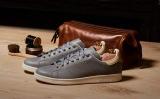 アディダスのカスタマイズサービス 「mi adidas(マイ アディダス)」より、スタンスミス3年ぶりの新モデルが登場。写真は「mi Stan Smith Club(マイ スタン スミス クラブ)」