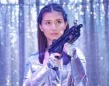 映画『ゴースト・イン・ザ・シェル』のブルーレイ&DVDリリースイベントに出席した橋本マナミ (C)ORICON NewS inc.