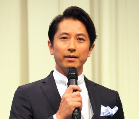 NHK連続テレビ小説『半分、青い。』に出演する谷原章介 (C)ORICON NewS inc.