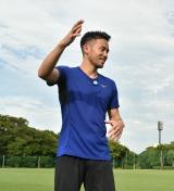 瞬間的なスピードを高めるための基礎トレーニングを初公開(C)テレビ朝日