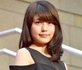 映画『ナラタージュ』完成披露イベントに出席した有村架純 (C)ORICON NewS inc.