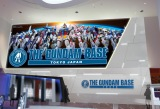 ダイバーシティ東京プラザ7階にオープンした国内初の「ガンプラ」を主体とした総合施設「THE GUNDAM BASE TOKYO」(C)創通・サンライズ