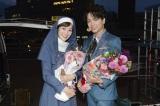 最後の撮影は横浜でロケ(C)テレビ朝日