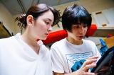第6話(8月25日放送)より、テレ東の新人AD・常田大陸(村上)と先輩ディレクター・二階堂早織(早見あかり)