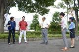 セミ取りに励むゼロ係のメンバー(C)テレビ東京