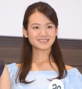 『第50回ミス日本コンテスト2018』の東日本地区代表に決定した岡部七子さん (C)ORICON NewS inc.