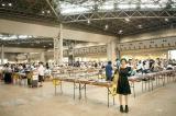 「コミックマーケット93」に向けてフォトマガジンを作る真木よう子