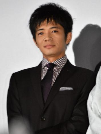 『関ヶ原』初日舞台あいさつに出席した和田正人 (C)ORICON NewS inc.