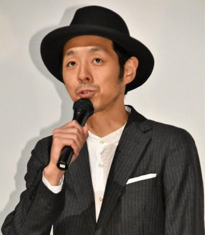 『幼な子われらに生まれ』初日舞台あいさつに出席した宮藤官九郎 (C)ORICON NewS inc.