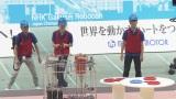 『NHK学生ロボコン2017〜ABUアジア・太平洋ロボコン代表選考会〜』で優勝した東京工業大学チーム(写真提供:NHK)