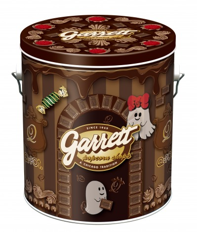 限定コラボ『Q-pot. Halloween Chocolate Castle』2ガロン缶