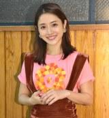 日本テレビ系『24時間テレビ40』でチャリティーパーソナリティーを務める石原さとみ (C)ORICON NewS inc.