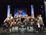 ファイナリスト8組(C)QAB琉球朝日放送