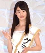 15代目『国民的美少女』グランプリに輝いた井本彩花さん (C)ORICON NewS inc.