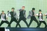 『a-nation』1日目に出演したEXO-CBX