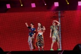 『a-nation』1日目に出演したDANCE EARTH PARTY