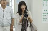 物語の鍵を握るゴシップ誌の記者を演じる (C)テレビ朝日