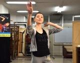 舞台『ミッドナイト・イン・バリ〜史上最悪の結婚前夜〜』の公開けいこの模様 (C)ORICON NewS inc.