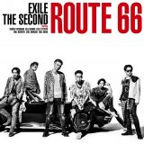 EXILE THE SECOND「Route 66」CD盤