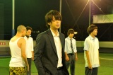 関西テレビ・フジテレビ系ドラマ『僕たちがやりました』第6話より。三浦翔平のこん身の演技が話題に(C)関西テレビ