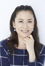 10月スタートの読売テレビ・日本テレビ系連続ドラマ『ブラックリベンジ』に出演する鈴木砂羽