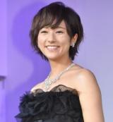 『第5回ウーマン オブ ザ イヤー』の授賞式に出席した木村文乃 (C)ORICON NewS inc.