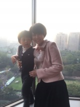 小林麻央さんのブログ「KOKORO.」より