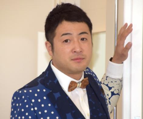 カラーコンタクトレンズシリーズ『Hello Sunshine!!』のお披露目会に参加した和牛・水田信二 (C)ORICON NewS inc.