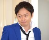 カラーコンタクトレンズシリーズ『Hello Sunshine!!』のお披露目会に参加した和牛・川西賢志郎 (C)ORICON NewS inc.