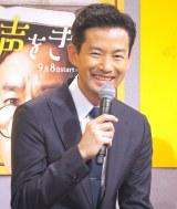 NHKの新ドラマ『この声をきみに』の試写会に出席した竹野内豊 (C)ORICON NewS inc.