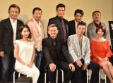 映画『ブレイブX(テン)極道十勇士』舞台あいさつの模様 (C)ORICON NewS inc.