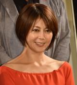 映画『ブレイブX(テン)極道十勇士』の舞台あいさつに出席した岡元あつこ (C)ORICON NewS inc.
