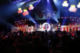25日に開催された「ワンパン秋祭り」に出席したキャスト陣  (C) ONE・村田雄介/集英社・ヒーロー協会本部