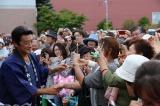 閉館セレモニーをファンとともに盛り上げた神田正輝