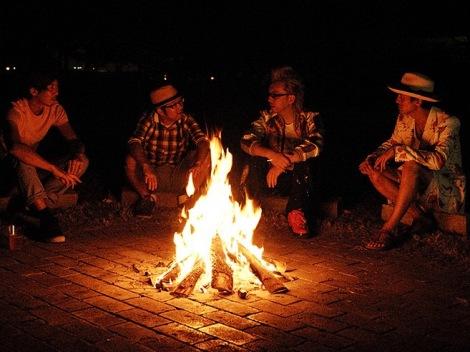 10月に猪苗代湖で初ワンマンライブを開催する猪苗代湖ズ