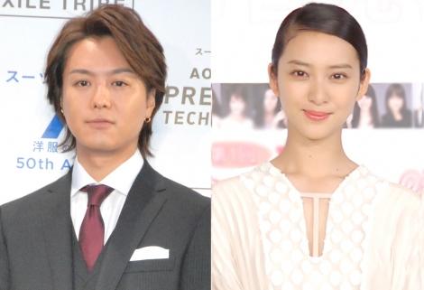 サムネイル 結婚を発表した(左から)EXILE TAKAHIRO、武井咲 (C)ORICON NewS inc.