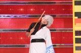 8日放送のフジテレビ系『爆笑そっくりものまね紅白歌合戦スペシャル』に出演するおばたのお兄さん (C)フジテレビ