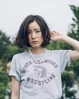 来年3月放送のNHKの特集ドラマ『どこにもない国』に出演する蓮佛美沙子