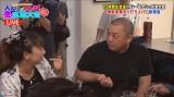 加藤浩次の自宅で大原かおり(左)に告白する山本圭壱(C)Abema TV