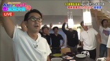 『人気芸人対マスカッツ!ポロリ100%!夜の水泳大会 極楽とんぼKAKERU TV』の模様(C)Abema TV