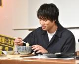 『東京喰種CAFE』に来場した鈴木伸之 (C)ORICON NewS inc.