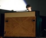 主題歌「BANKA」を生歌唱したillion=映画『東京喰種 トーキョーグール』の公開記念舞台あいさつ (C)ORICON NewS inc.