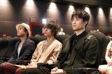 映画『東京喰種 トーキョーグール』の公開記念舞台あいさつの模様