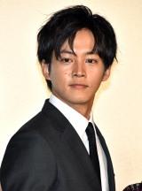 映画『ユリゴコロ』の完成披露試写会に出席した松坂桃李 (C)ORICON NewS inc.