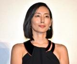 映画『ユリゴコロ』の完成披露試写会に出席した木村多江 (C)ORICON NewS inc.